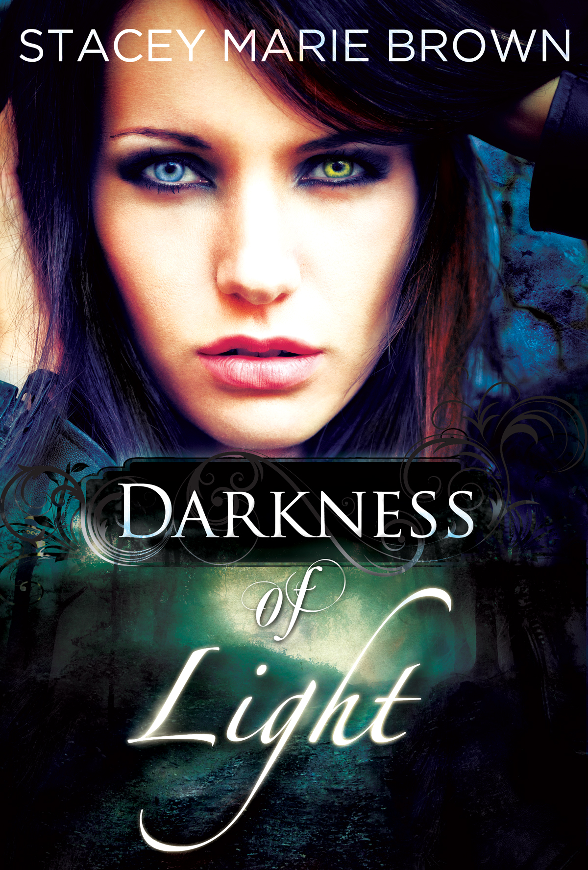 Darkness Of Light (Darkness Series) Stacey Marie Brown
