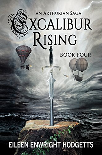 Book Cover ~ Excalibur Rising