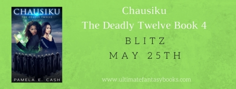 Deadly Twelve Book _ Banner